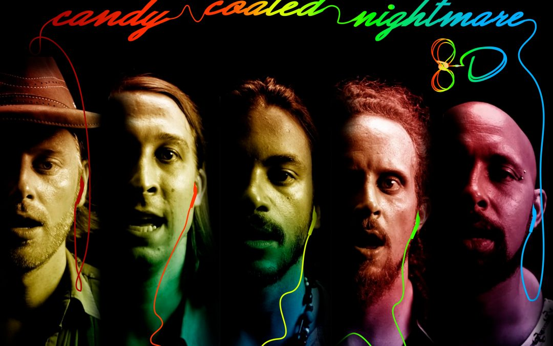 Candy Coated Nightmare Single in 8D, Music Video Release